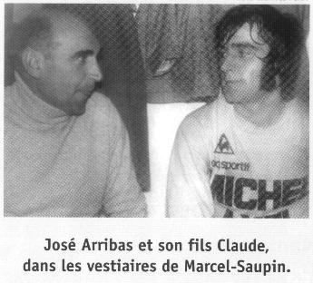 José et Claude Arribas