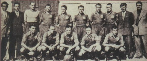 Photo FCN Saison 1949-50 bis